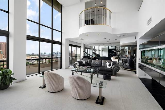 3831 Turtle Creek Boulevard 23A, Dallas, TX 75219 (#14598764) :: Homes By Lainie Real Estate Group