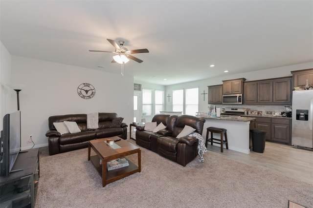 1501 Sheridyn Lane, Krum, TX 76249 (MLS #14598795) :: The Mauelshagen Group