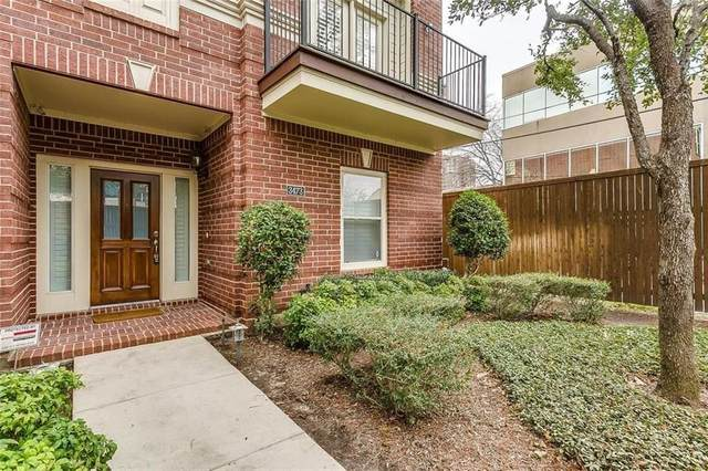 3473 Howell Street, Dallas, TX 75204 (MLS #14598801) :: The Mitchell Group