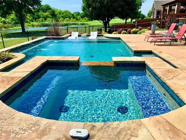 708 Wentworth Drive, Mckinney, TX 75072 (MLS #14598814) :: Real Estate By Design