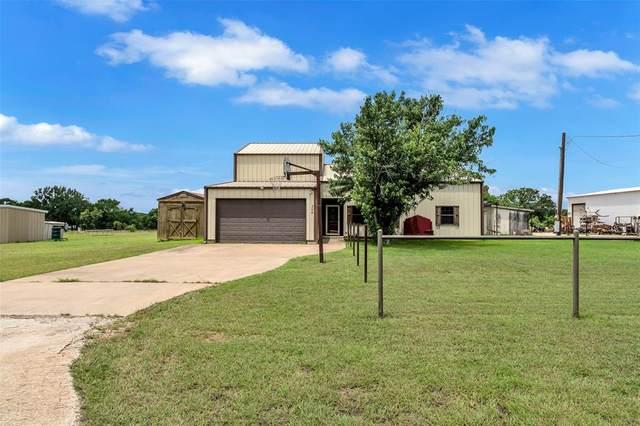 200 County Road 1260, Decatur, TX 76234 (MLS #14598829) :: The Mauelshagen Group