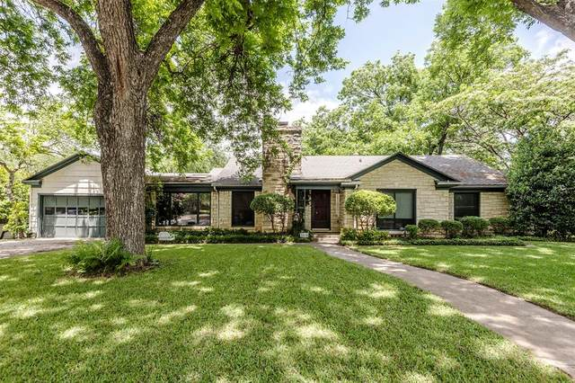3808 S Hills Circle, Fort Worth, TX 76109 (MLS #14598872) :: Real Estate By Design