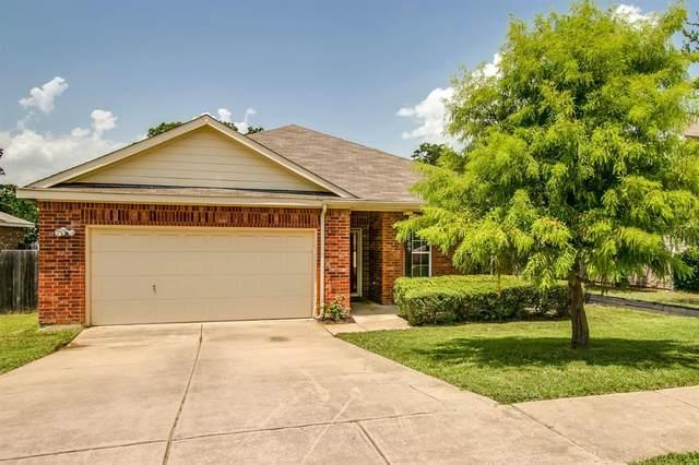 2709 Weslayan Drive, Denton, TX 76210 (MLS #14598873) :: The Krissy Mireles Team