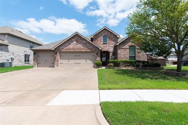 415 Bur Oak Trail, Forney, TX 75126 (MLS #14598892) :: The Mauelshagen Group