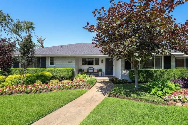 10135 Hedgeway Drive, Dallas, TX 75229 (MLS #14598905) :: The Kimberly Davis Group