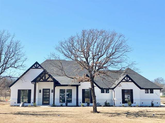 4005 Prospect View, Weatherford, TX 76088 (MLS #14598927) :: Real Estate By Design