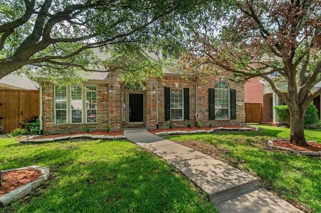 4624 Duval Drive, Frisco, TX 75034 (MLS #14598939) :: The Kimberly Davis Group