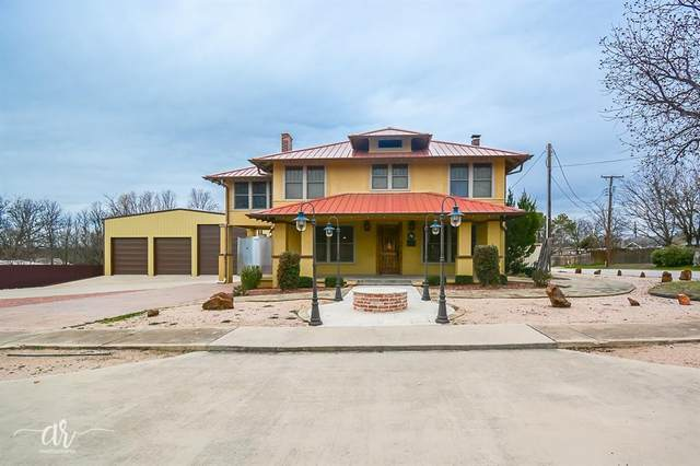 1301 S Mulberry, Eastland, TX 76448 (MLS #14598950) :: The Hornburg Real Estate Group