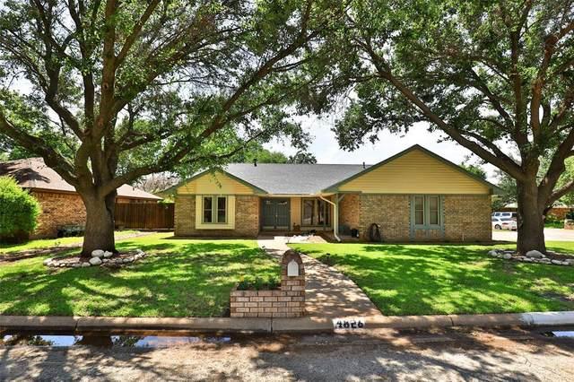 4826 Annette Lane, Abilene, TX 79606 (MLS #14598951) :: VIVO Realty