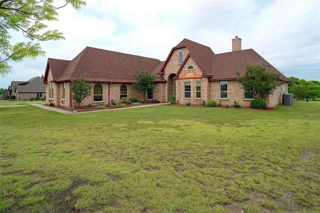 33 Galvan Lane, Van Alstyne, TX 75495 (MLS #14598969) :: Craig Properties Group