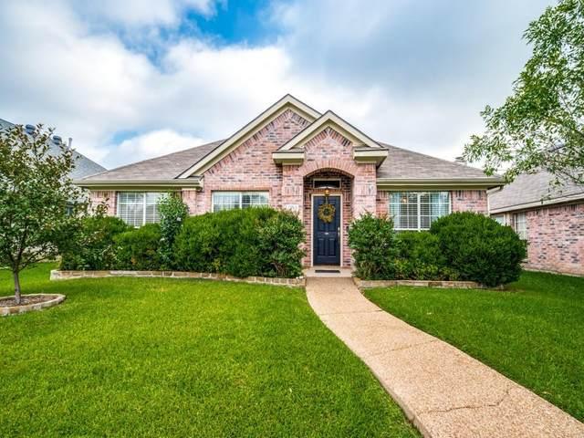 1253 Michael Avenue, Lewisville, TX 75077 (MLS #14598983) :: The Hornburg Real Estate Group