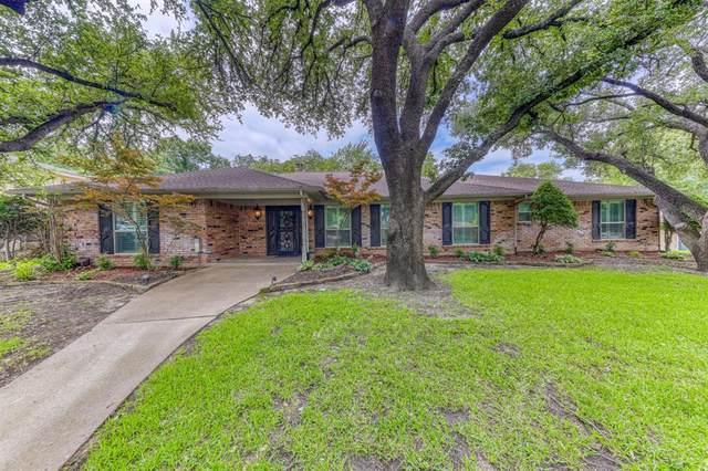 4304 Winding Way, Benbrook, TX 76126 (MLS #14598997) :: Rafter H Realty
