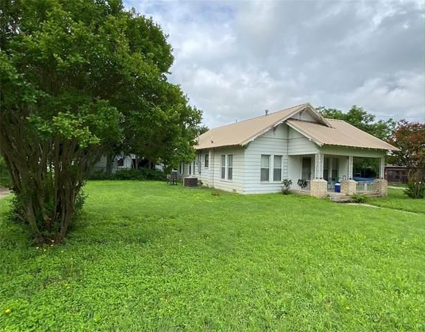 712 E Henry Street, Hamilton, TX 76531 (MLS #14599003) :: The Hornburg Real Estate Group