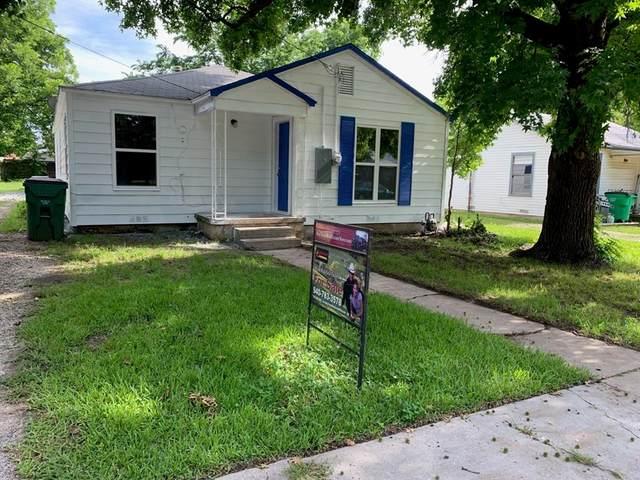 1408 Myrtle Street, Gainesville, TX 76240 (MLS #14599011) :: The Chad Smith Team