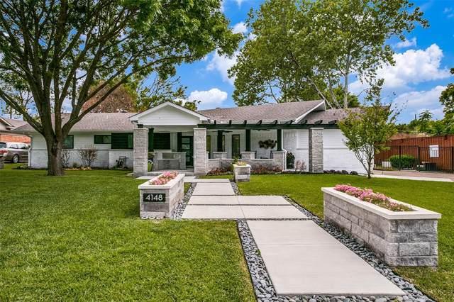 4148 Hockaday Drive, Dallas, TX 75229 (MLS #14599015) :: Bray Real Estate Group