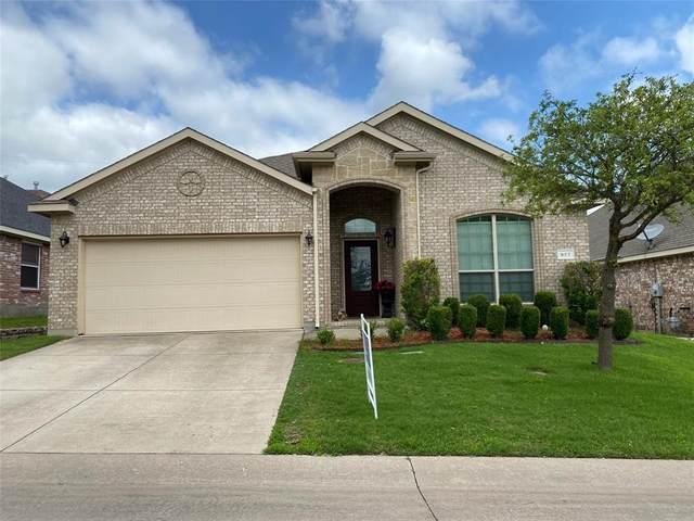 907 Prairie Smoke Lane, Duncanville, TX 75137 (MLS #14599022) :: The Heyl Group at Keller Williams