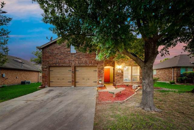 104 Galloping Trail, Forney, TX 75126 (MLS #14599026) :: The Hornburg Real Estate Group
