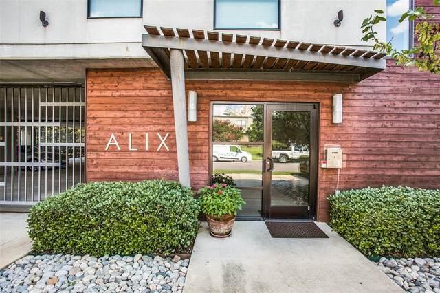 4107 Bowser Avenue, Dallas, TX 75219 (MLS #14599067) :: Lisa Birdsong Group | Compass