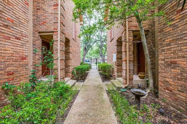 4307 Gilbert Avenue #204, Dallas, TX 75219 (MLS #14599071) :: The Mitchell Group