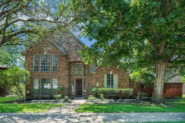 508 Newberry Drive, Allen, TX 75013 (MLS #14599075) :: The Good Home Team