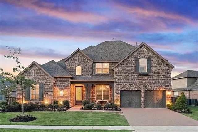 1201 Briscoe Drive, Celina, TX 75009 (MLS #14599082) :: VIVO Realty