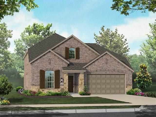 1618 Holmwood Drive, Celina, TX 75009 (MLS #14599091) :: The Mike Farish Group