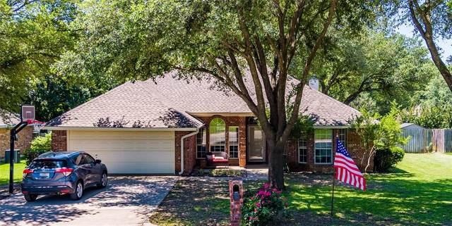 68 Delmore Drive, Hillsboro, TX 76645 (MLS #14599093) :: Real Estate By Design