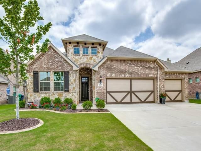 6309 Meandering Creek Drive, Denton, TX 76226 (MLS #14599097) :: The Mauelshagen Group