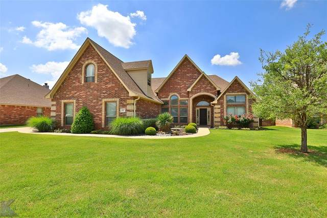 3817 Hill Country Drive, Abilene, TX 79606 (MLS #14599105) :: RE/MAX Pinnacle Group REALTORS