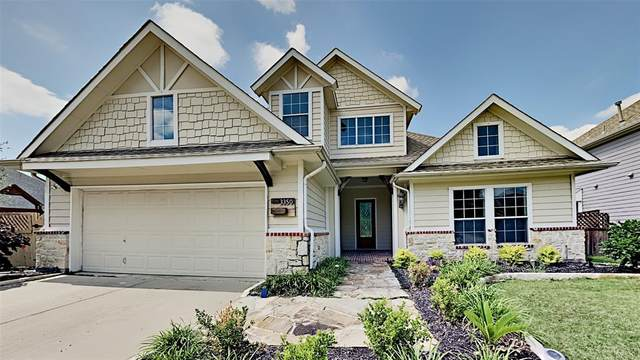 3350 Overhill Drive, Frisco, TX 75033 (MLS #14599118) :: The Mitchell Group