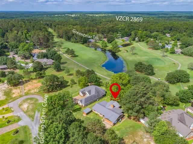 136 Golfing Green Cove, Holly Lake Ranch, TX 75765 (MLS #14599120) :: The Good Home Team