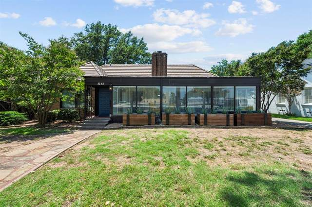 3232 Bellaire Drive W, Fort Worth, TX 76109 (MLS #14599123) :: VIVO Realty