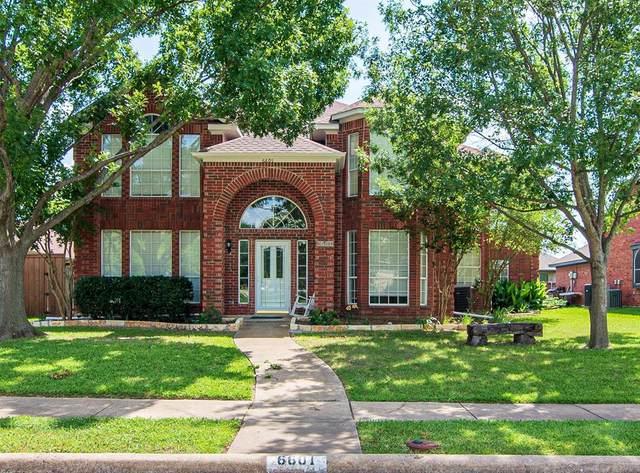 6601 Springmeadow Lane, Rowlett, TX 75089 (MLS #14599139) :: Craig Properties Group