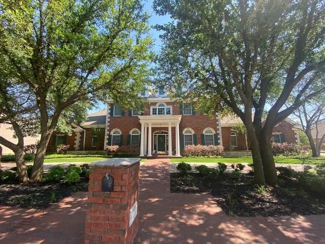 24 Winged Foot Circle W, Abilene, TX 79606 (MLS #14599147) :: The Tierny Jordan Network