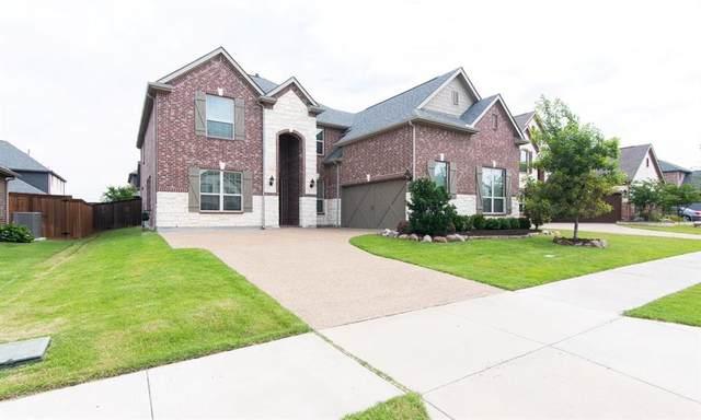 430 Timber Creek Lane, Frisco, TX 75068 (MLS #14599148) :: The Mike Farish Group