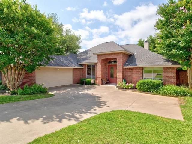 9814 Ravenswood Road, Granbury, TX 76049 (MLS #14599159) :: Potts Realty Group