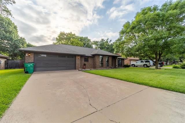 1307 Prairie Wind Boulevard, Stephenville, TX 76401 (MLS #14599166) :: The Rhodes Team