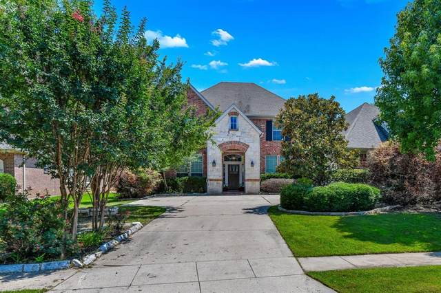 4105 Mustang Trail, Flower Mound, TX 75028 (MLS #14599167) :: DFW Select Realty