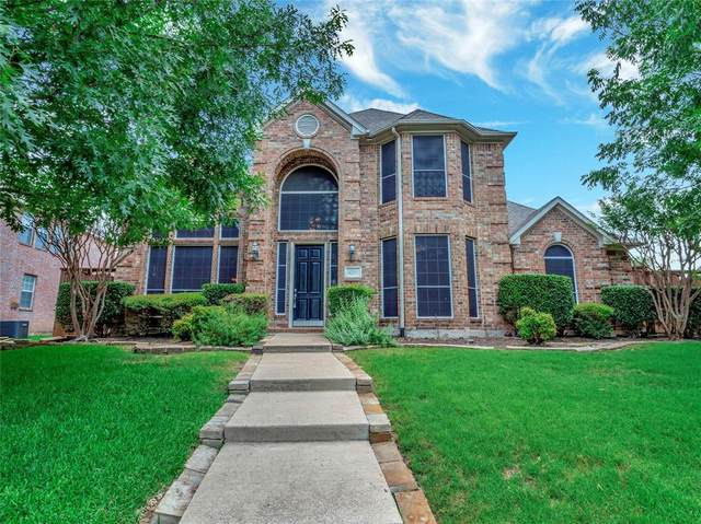 4305 Oak Knoll Drive, Plano, TX 75093 (MLS #14599190) :: The Good Home Team