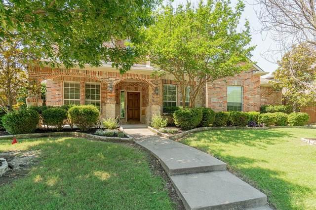 1816 Sundown Lane, Allen, TX 75002 (MLS #14599191) :: Robbins Real Estate Group