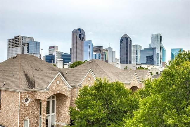 2935 Thomas Avenue, Dallas, TX 75204 (MLS #14599211) :: The Mitchell Group