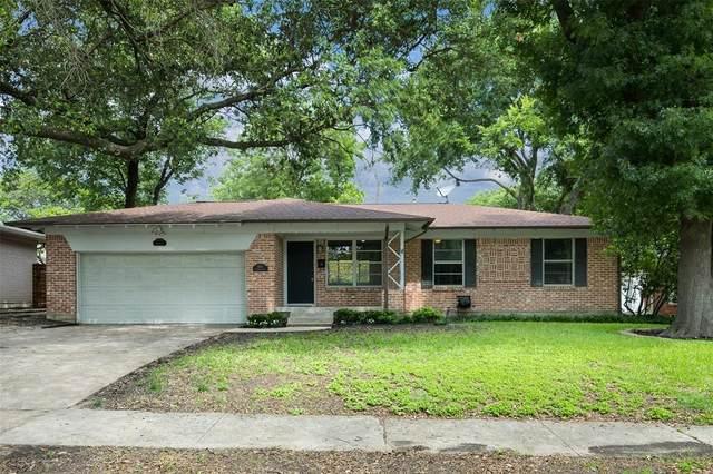 6611 Highgate Lane, Dallas, TX 75214 (MLS #14599214) :: Team Hodnett
