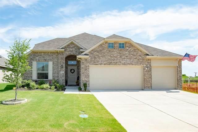 421 Vawter Drive, Van Alstyne, TX 75495 (MLS #14599228) :: The Rhodes Team
