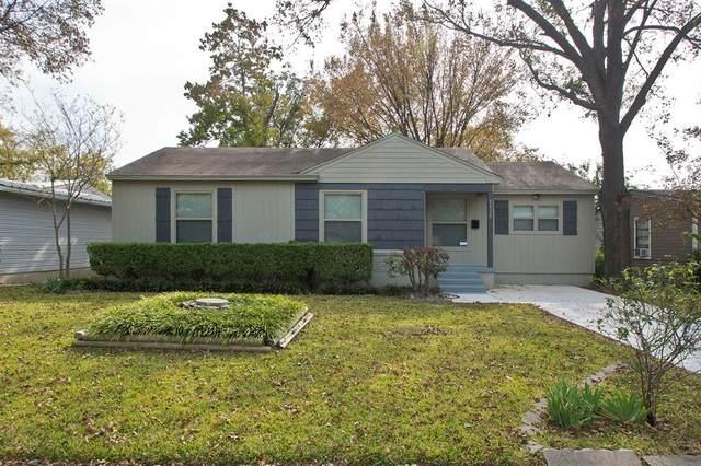 2820 Encino Drive, Dallas, TX 75228 (MLS #14599245) :: Keller Williams Realty