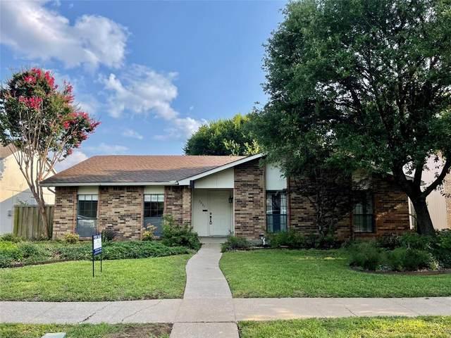 2837 Carnaby Lane, Flower Mound, TX 75028 (MLS #14599256) :: The Daniel Team