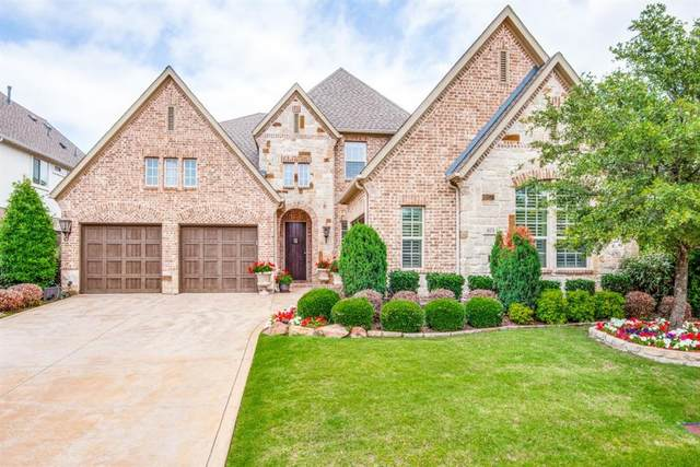 671 Flagstone Drive, Irving, TX 75039 (MLS #14599265) :: All Cities USA Realty