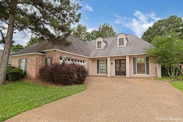 10488 Keysburg Court, Shreveport, LA 71106 (MLS #14599290) :: Real Estate By Design