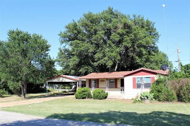 6911 Turner Drive, Brownwood, TX 76801 (MLS #14599292) :: Real Estate By Design