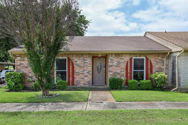25 E Mountain Creek Court #8, Grand Prairie, TX 75052 (MLS #14599299) :: The Good Home Team