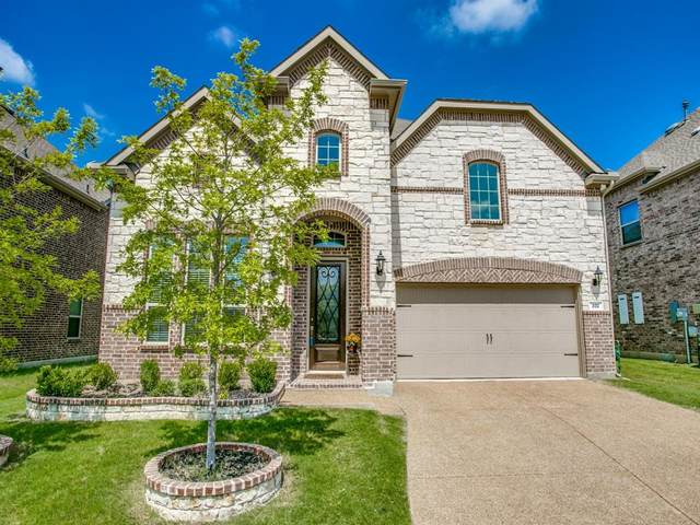 332 Prairie Ridge Lane, Lewisville, TX 75056 (MLS #14599318) :: The Mitchell Group